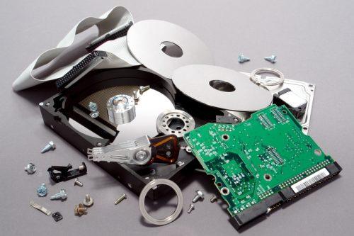 hard disk recovery company