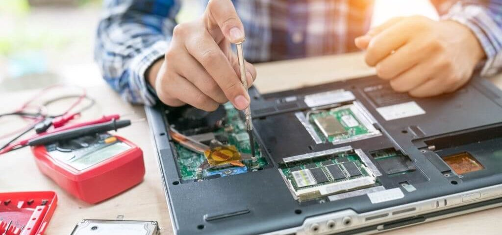 Laptop and phones data recovery